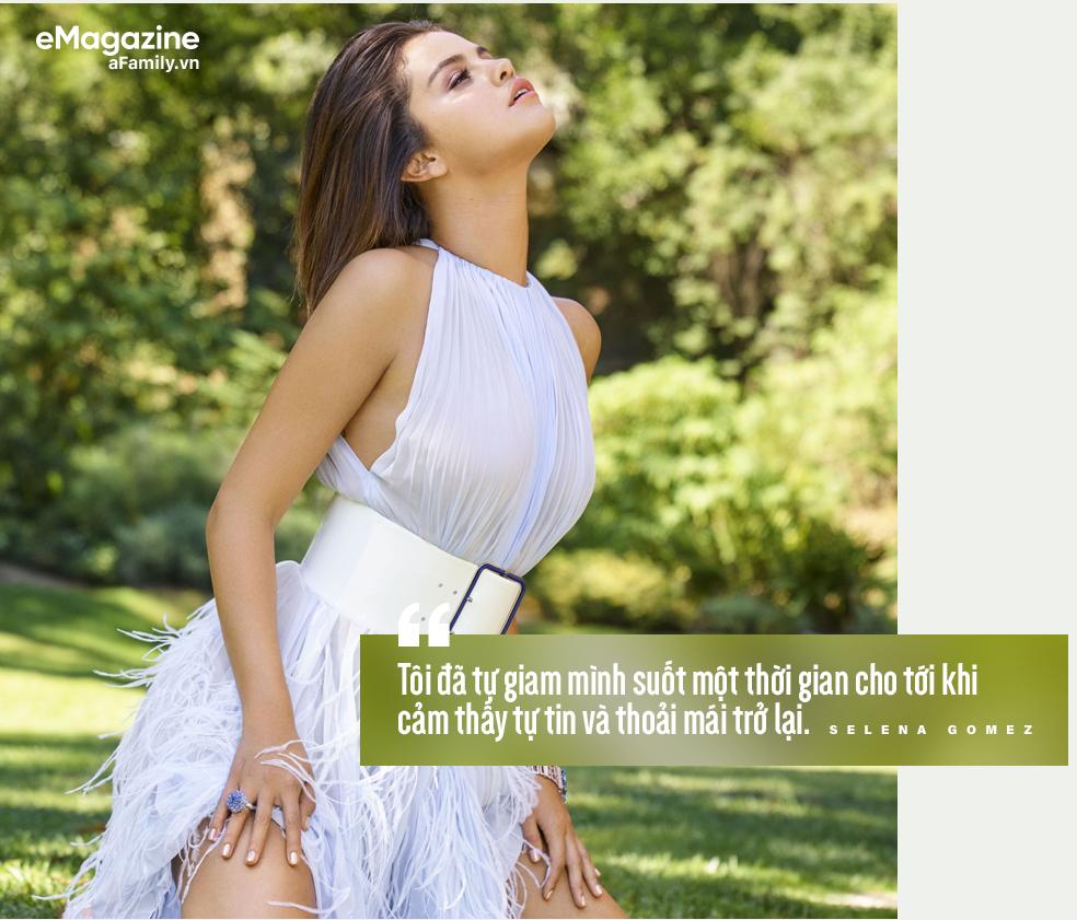 Selena Gomez ở tuổi 26: Phía sau hào quang là chứng trầm cảm và nỗi ám ảnh thanh xuân mang tên Justin Bieber - Ảnh 7