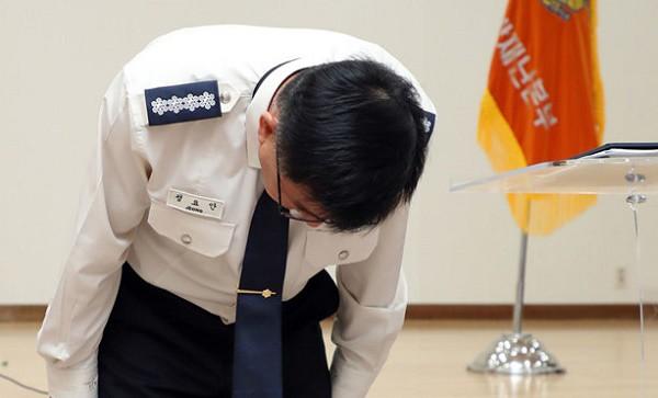 Làm rò rỉ văn kiện liên quan đến cái chết của Sulli, cảnh sát Hàn Quốc cúi đầu công khai xin lỗi - Ảnh 2