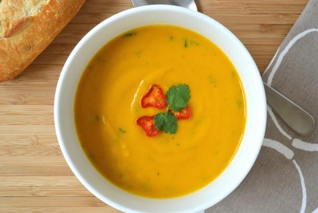 Súp đậu lăng vừa ngon, bổ dưỡng lại có tác dụng trì hoãn ngày đèn đỏ