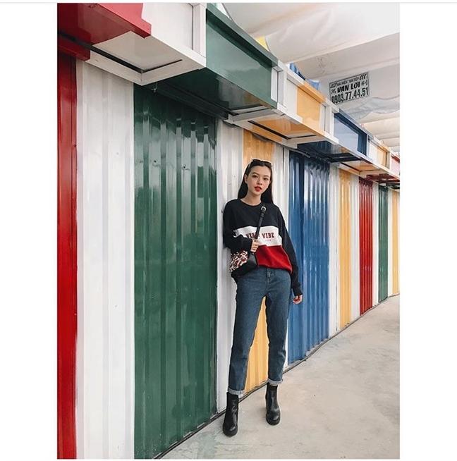 Học cách phối đồ mùa lạnh từ street style của mỹ nhân Việt - Ảnh 6