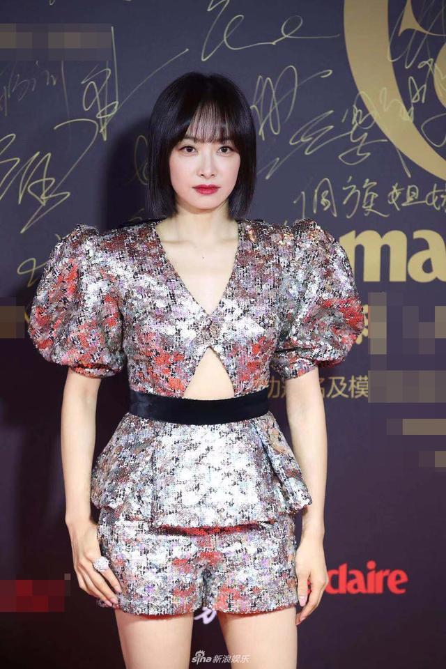Angela Baby, Dương Mịch, Đường Yên, Nghê Ni đọ sắc tại sự kiện Marie Claire 2018 - Ảnh 14