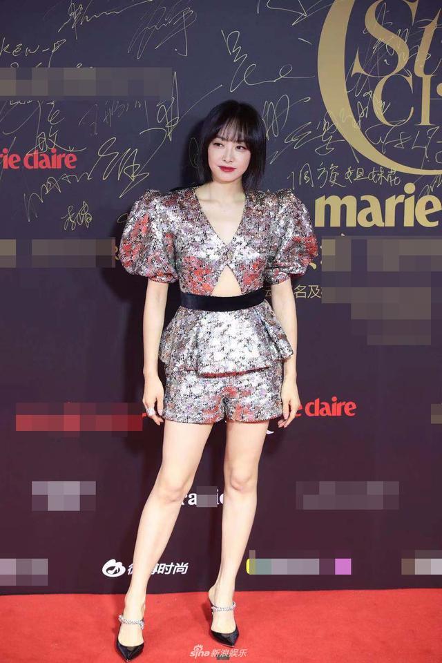 Angela Baby, Dương Mịch, Đường Yên, Nghê Ni đọ sắc tại sự kiện Marie Claire 2018 - Ảnh 15