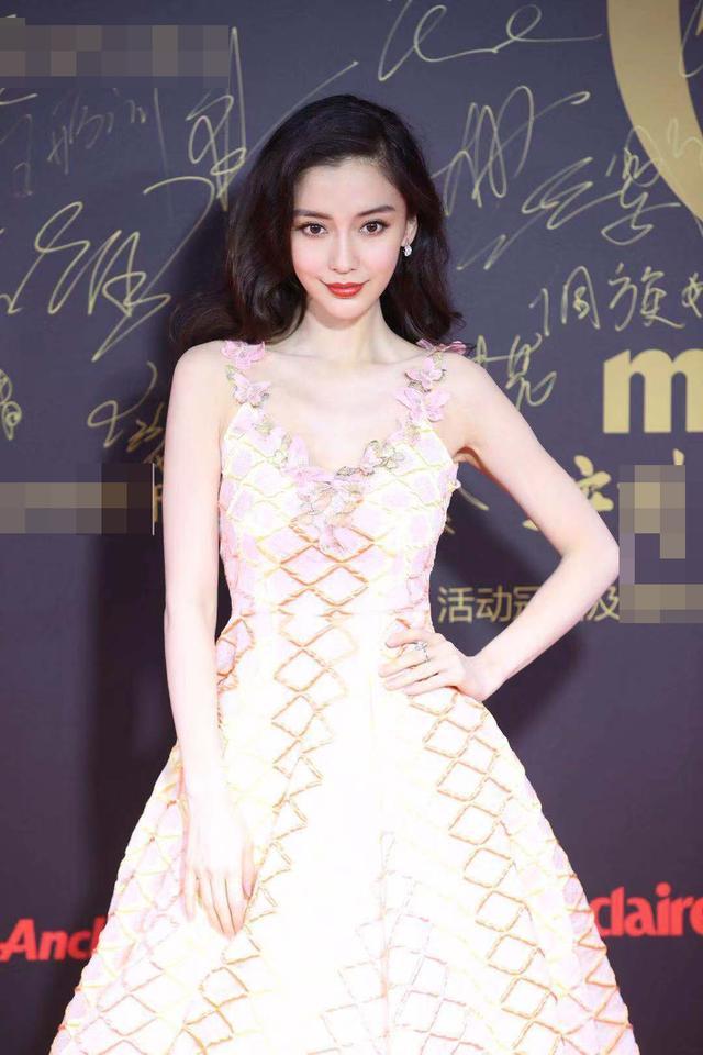 Angela Baby, Dương Mịch, Đường Yên, Nghê Ni đọ sắc tại sự kiện Marie Claire 2018 - Ảnh 2