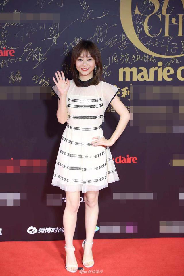 Angela Baby, Dương Mịch, Đường Yên, Nghê Ni đọ sắc tại sự kiện Marie Claire 2018 - Ảnh 21