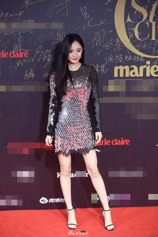 Angela Baby, Dương Mịch, Đường Yên, Nghê Ni đọ sắc tại sự kiện Marie Claire 2018 - Ảnh 5