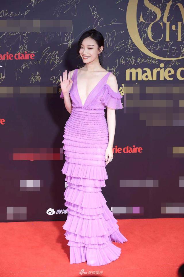 Angela Baby, Dương Mịch, Đường Yên, Nghê Ni đọ sắc tại sự kiện Marie Claire 2018 - Ảnh 7