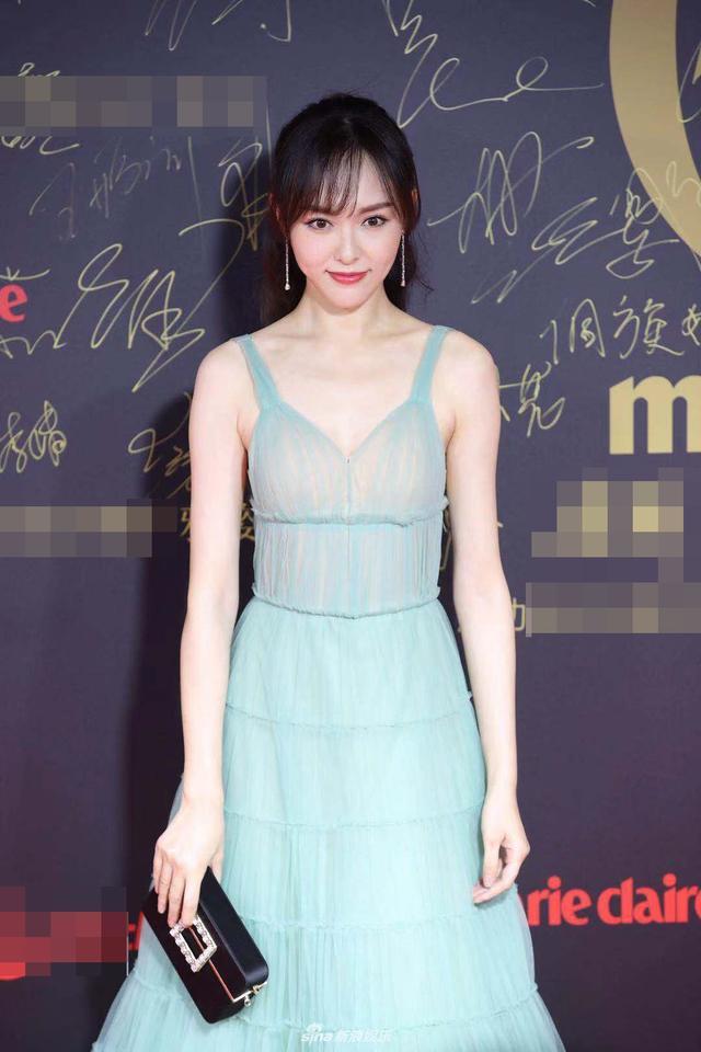 Angela Baby, Dương Mịch, Đường Yên, Nghê Ni đọ sắc tại sự kiện Marie Claire 2018 - Ảnh 8