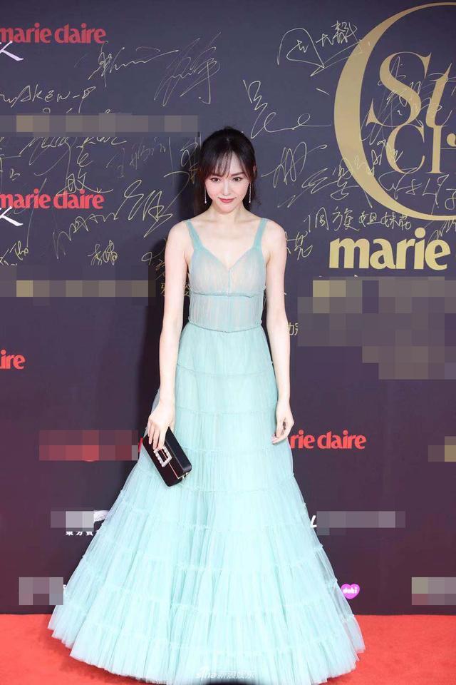 Angela Baby, Dương Mịch, Đường Yên, Nghê Ni đọ sắc tại sự kiện Marie Claire 2018 - Ảnh 9