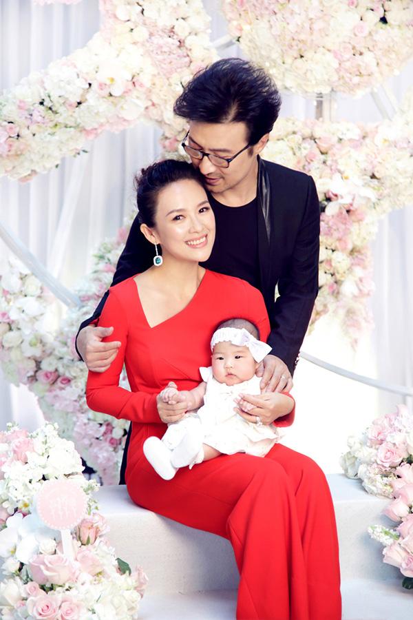 Mấy ai làm 'mẹ ghẻ' được như Chương Tử Di, cùng con riêng của chồng đi coi ca nhạc lại còn đăng ảnh hạnh phúc bên nhau - Ảnh 1