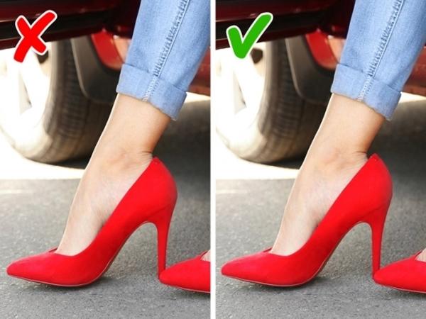 5 quy tắc chọn giày cao gót tránh đau chân mà vẫn tôn dáng cho phái đẹp dịp Tết - Ảnh 2