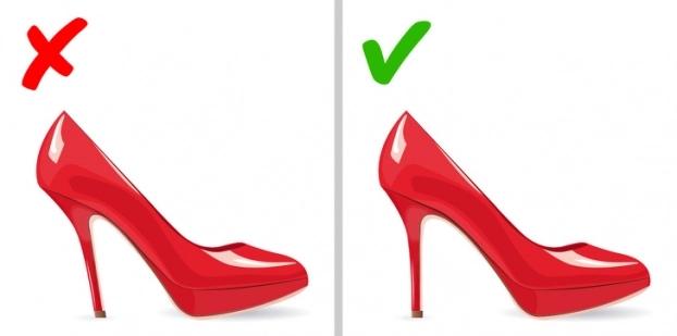 5 quy tắc chọn giày cao gót tránh đau chân mà vẫn tôn dáng cho phái đẹp dịp Tết - Ảnh 4