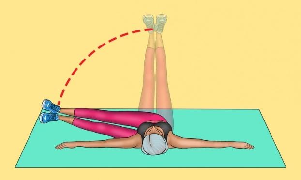 8 bài tập giảm mỡ bụng cấp tốc giúp chị em tự tin đón Tết - Ảnh 8