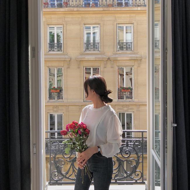 16 gợi ý diện áo blouse dài tay vừa đẹp vừa xinh, đảm bảo bạn sẽ muốn mặc mãi trong thời điểm giao mùa này - Ảnh 3