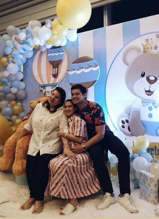 Mỹ nhân đẹp nhất Philippines - Marian Rivera hạnh phúc khi nhận được món quà bất ngờ từ ông xã trước ngày 'vượt cạn' - Ảnh 3