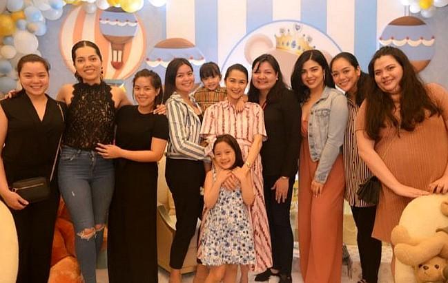 Mỹ nhân đẹp nhất Philippines - Marian Rivera hạnh phúc khi nhận được món quà bất ngờ từ ông xã trước ngày 'vượt cạn' - Ảnh 5