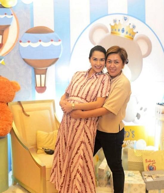 Mỹ nhân đẹp nhất Philippines - Marian Rivera hạnh phúc khi nhận được món quà bất ngờ từ ông xã trước ngày 'vượt cạn' - Ảnh 7