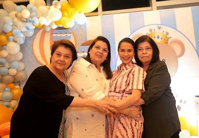 Mỹ nhân đẹp nhất Philippines - Marian Rivera hạnh phúc khi nhận được món quà bất ngờ từ ông xã trước ngày 'vượt cạn' - Ảnh 8
