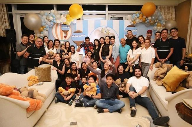Mỹ nhân đẹp nhất Philippines - Marian Rivera hạnh phúc khi nhận được món quà bất ngờ từ ông xã trước ngày 'vượt cạn' - Ảnh 9
