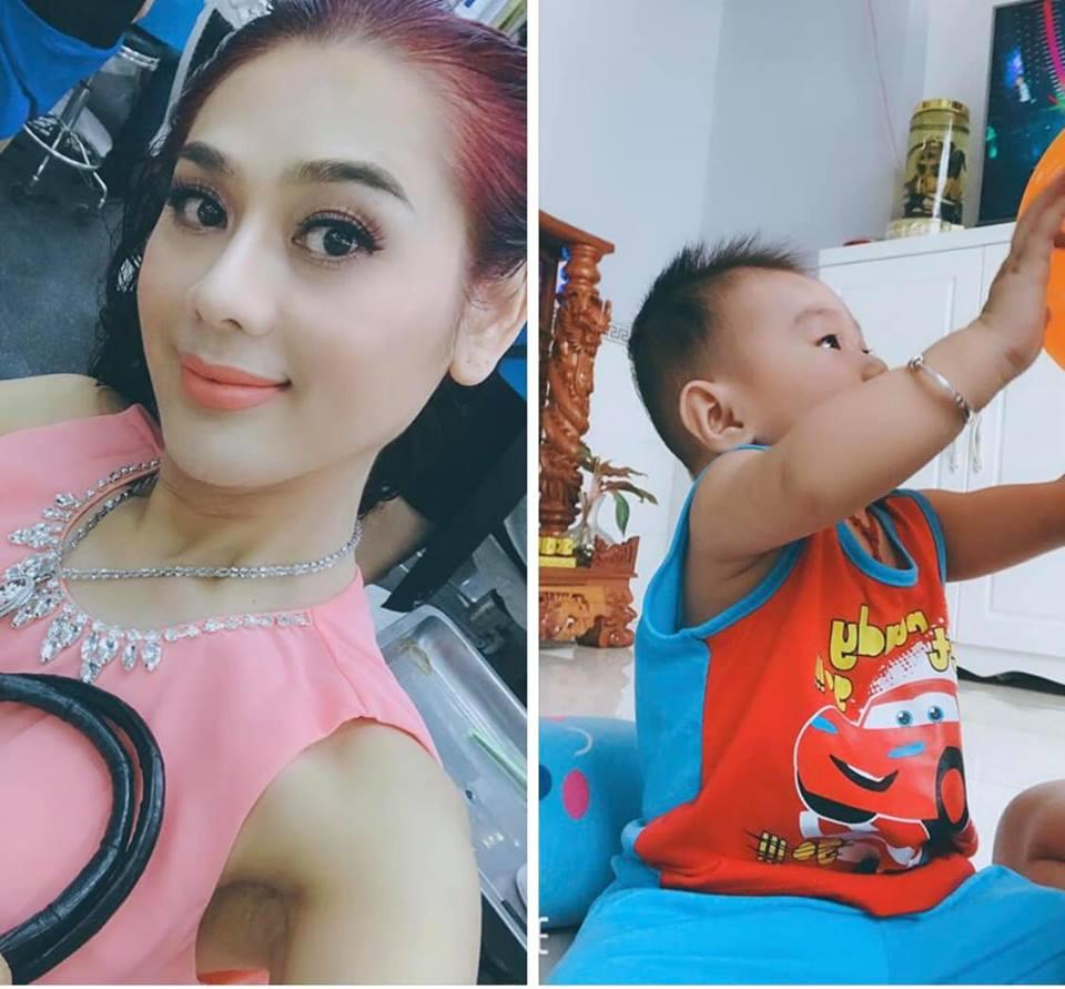 Sau nhiều lần úp mở, cuối cùng Lâm Khánh Chi cũng khoe cận mặt con trai giống mẹ như lột - Ảnh 5