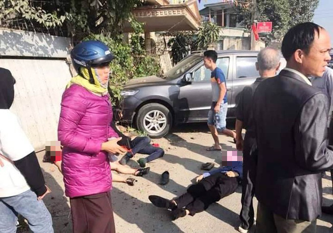 Vụ tai nạn thảm khốc 3 người chết ở Thanh Hóa ngày mùng 4 Tết: Lái xe khách bị khởi tố và bắt giam - Ảnh 1