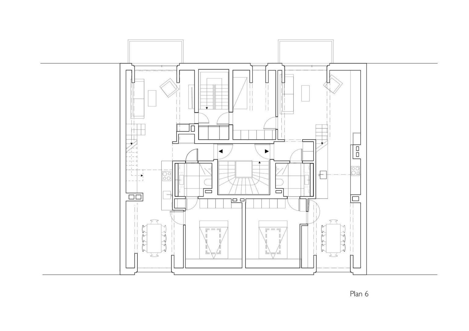 Biến hóa gác xép cũ thành căn hộ hiện đại, xinh xắn đầy ánh sáng tự nhiên - Ảnh 10