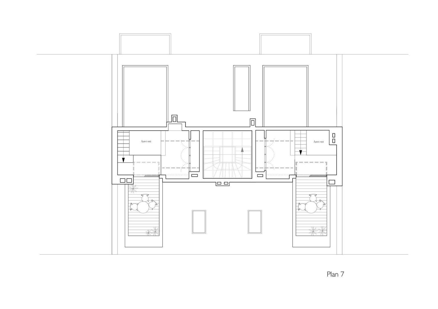 Biến hóa gác xép cũ thành căn hộ hiện đại, xinh xắn đầy ánh sáng tự nhiên - Ảnh 11