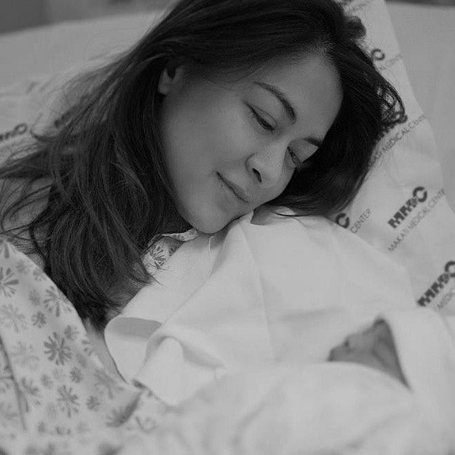 Marian Rivera - mỹ nhân đẹp nhất Philippines hạ sinh quý tử: Hình ảnh sau khi lâm bồn gây sốt cộng đồng mạng - Ảnh 2