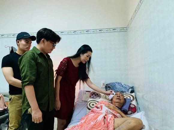 Quyên góp hỗ trợ nghệ sĩ Lê Bình được gần 450 triệu, MC Đại Nghĩa tuyên bố đóng tài khoản - Ảnh 2