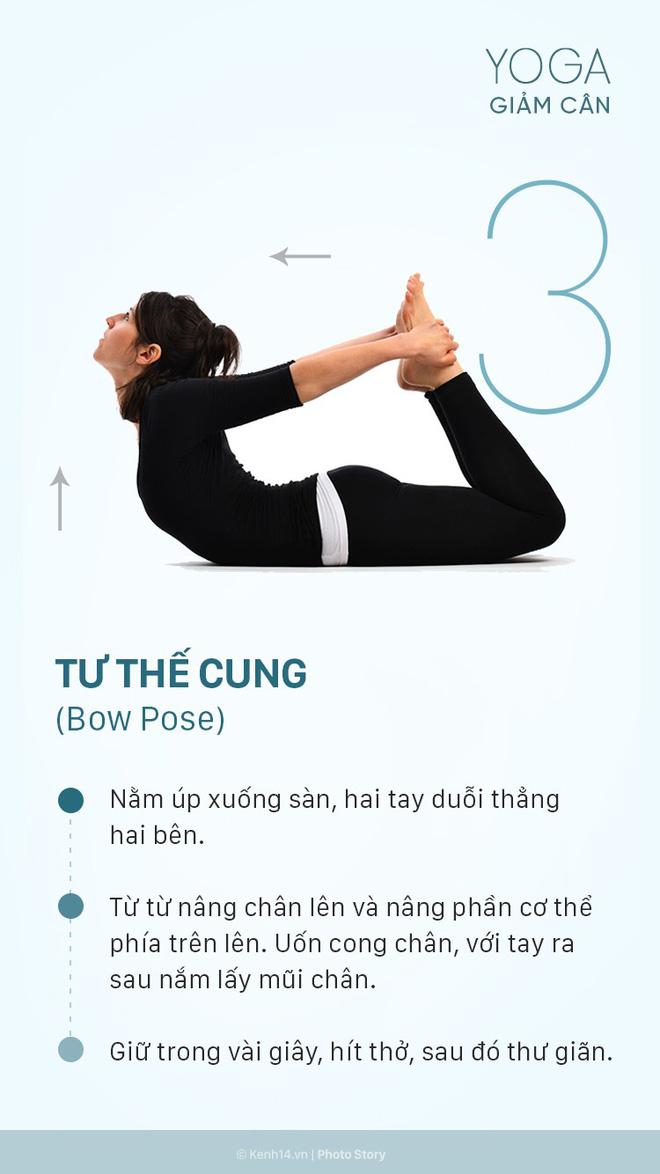 5 động tác yoga giảm cân toàn thân cực kỳ hiệu quả có thể thực hiện ngay tại nhà - Ảnh 5