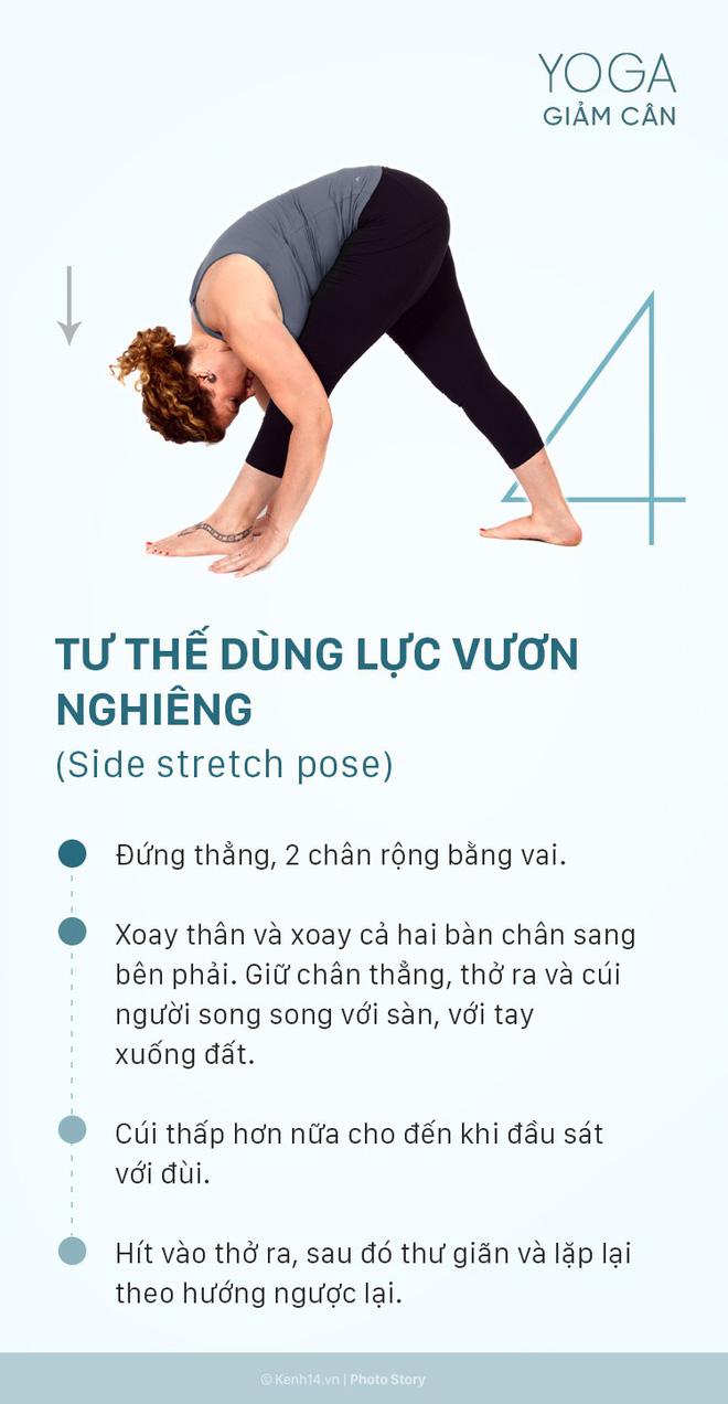 5 động tác yoga giảm cân toàn thân cực kỳ hiệu quả có thể thực hiện ngay tại nhà - Ảnh 7