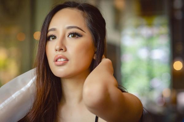 Gương mặt ngày càng thay đổi của Hoa hậu Mai Phương Thúy sau 12 năm đăng quang - Ảnh 2