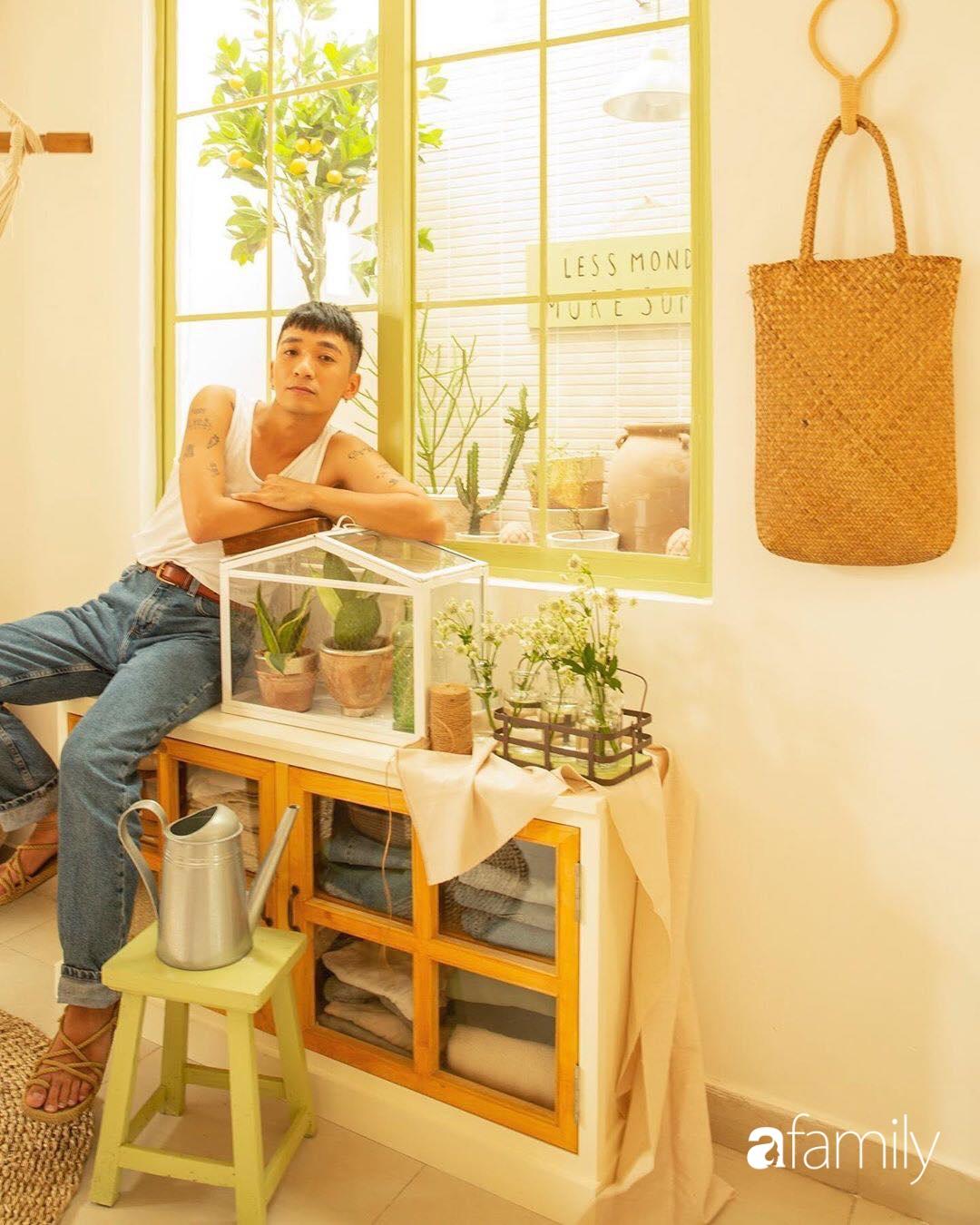 Chàng trai 9x không ngại 'canh sale' mua đồ giá rẻ để cải tạo lại căn hộ của mình ở Sài Gòn - Ảnh 1
