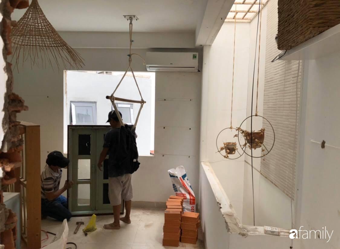 Chàng trai 9x không ngại 'canh sale' mua đồ giá rẻ để cải tạo lại căn hộ của mình ở Sài Gòn - Ảnh 3
