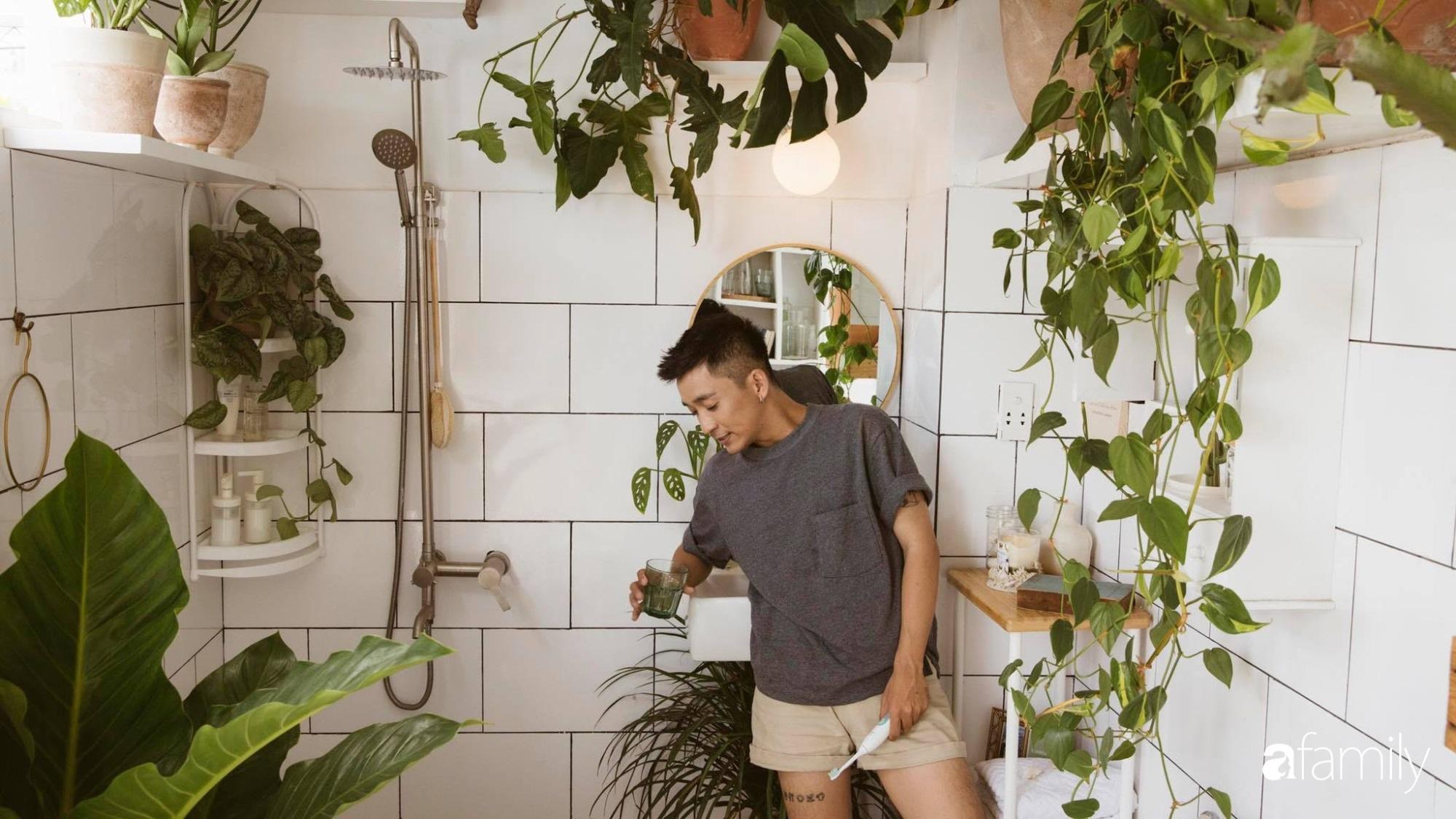 Chàng trai 9x không ngại 'canh sale' mua đồ giá rẻ để cải tạo lại căn hộ của mình ở Sài Gòn - Ảnh 8