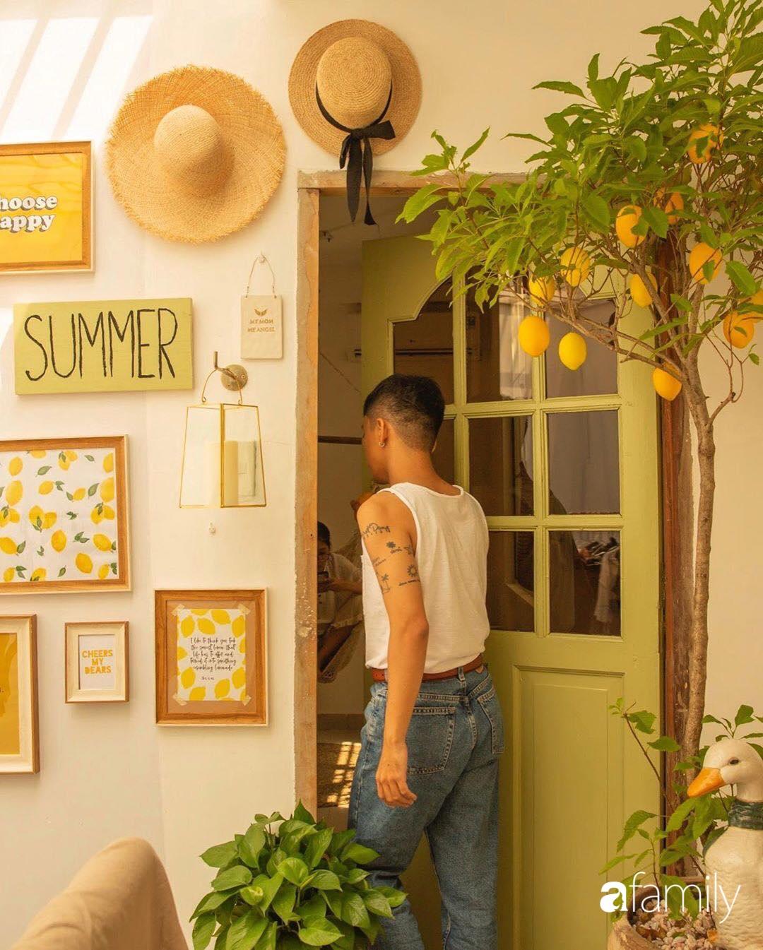 Chàng trai 9x không ngại 'canh sale' mua đồ giá rẻ để cải tạo lại căn hộ của mình ở Sài Gòn - Ảnh 12