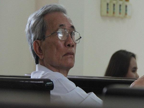 Sáng nay, ông Nguyễn Khắc Thủy tự nguyện thi hành án - Ảnh 1