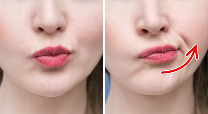 Các động tác đơn giản giúp khuôn mặt bạn trông thon gọn hơn rất nhiều sau vài ngày - Ảnh 7