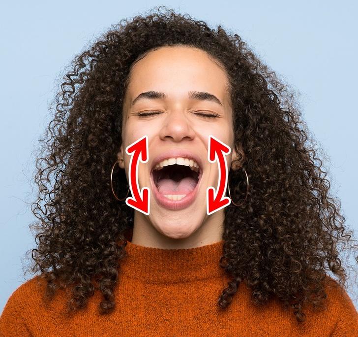 Các động tác đơn giản giúp khuôn mặt bạn trông thon gọn hơn rất nhiều sau vài ngày - Ảnh 8