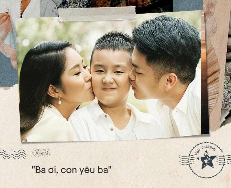 Khoe chồng trẻ thương con riêng như ruột thịt, Lê Phương bị chỉ trích: 'Khoe cho lắm vô khi có chuyện mới đẹp mặt' - Ảnh 1