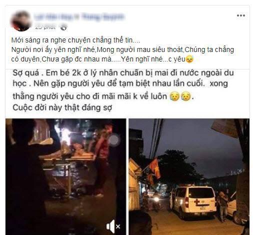 Hà Nội: Nữ DJ 19 tuổi xinh đẹp bị sát hại thương tâm ngay trước ngày bay ra nước ngoài - Ảnh 5
