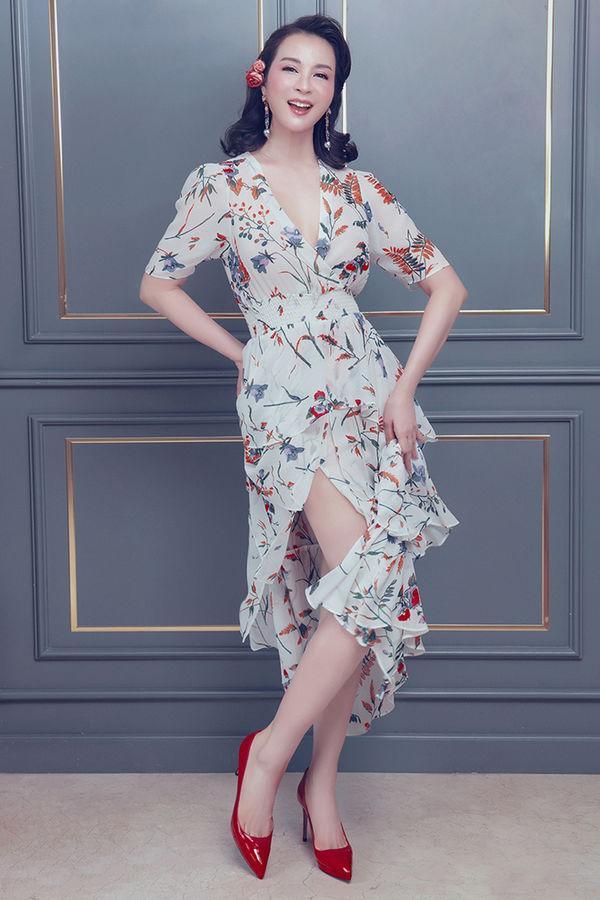 Ở ngưỡng tuổi xấp xỉ 50, Thanh Mai vẫn xuất sắc duy trì diện mạo trẻ trung, rạng ngời bằng cách này - Ảnh 4