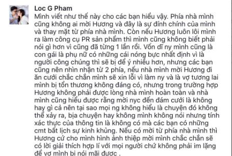 Bạn thân 10 năm của Văn Mai Hương bất ngờ lên tiếng, làm rõ những ồn ào liên quan tới Á hậu Tú Anh và chồng sắp cưới - Ảnh 3