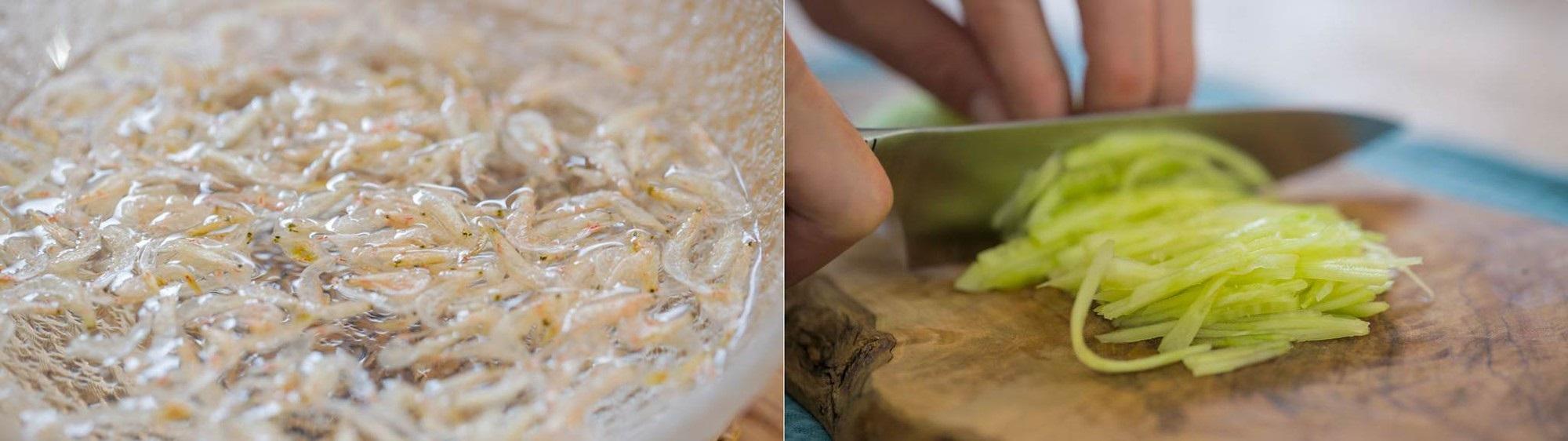 Thêm một cách làm mì trộn thơm ngon cho bữa trưa nhẹ bụng - Ảnh 1