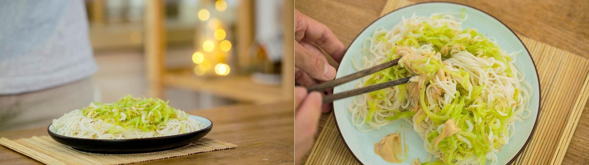 Thêm một cách làm mì trộn thơm ngon cho bữa trưa nhẹ bụng - Ảnh 4