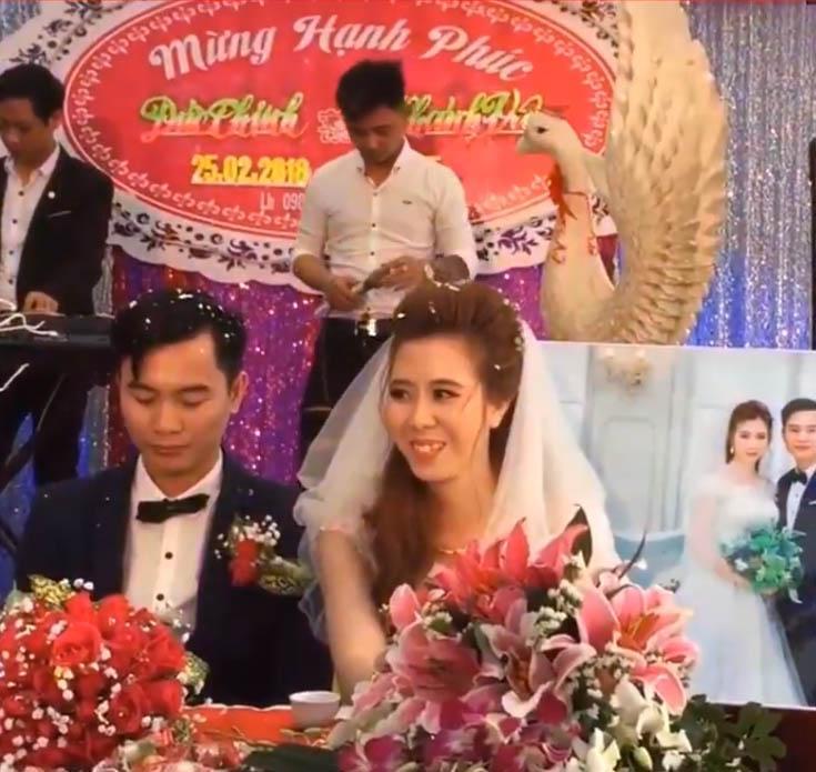 Người yêu cũ hát 'Tiễn em theo chồng' trong đám cưới, cô dâu biểu cảm kỳ lạ, nhìn sang chú rể còn bất ngờ hơn - Ảnh 2