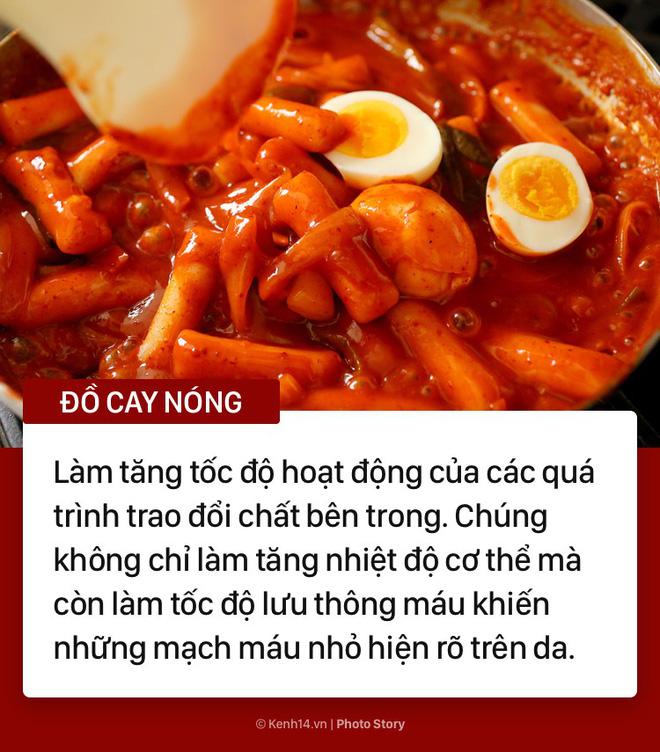 Những thực phẩm yêu thích của chị em nhưng lại tiềm ẩn nhiều nguy cơ gây hại cho làn da - Ảnh 5