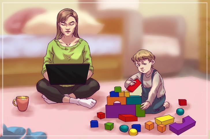 10 sai lầm khiến cha mẹ phải hối hận nếu không thay đổi ngay từ ngày hôm nay - Ảnh 1