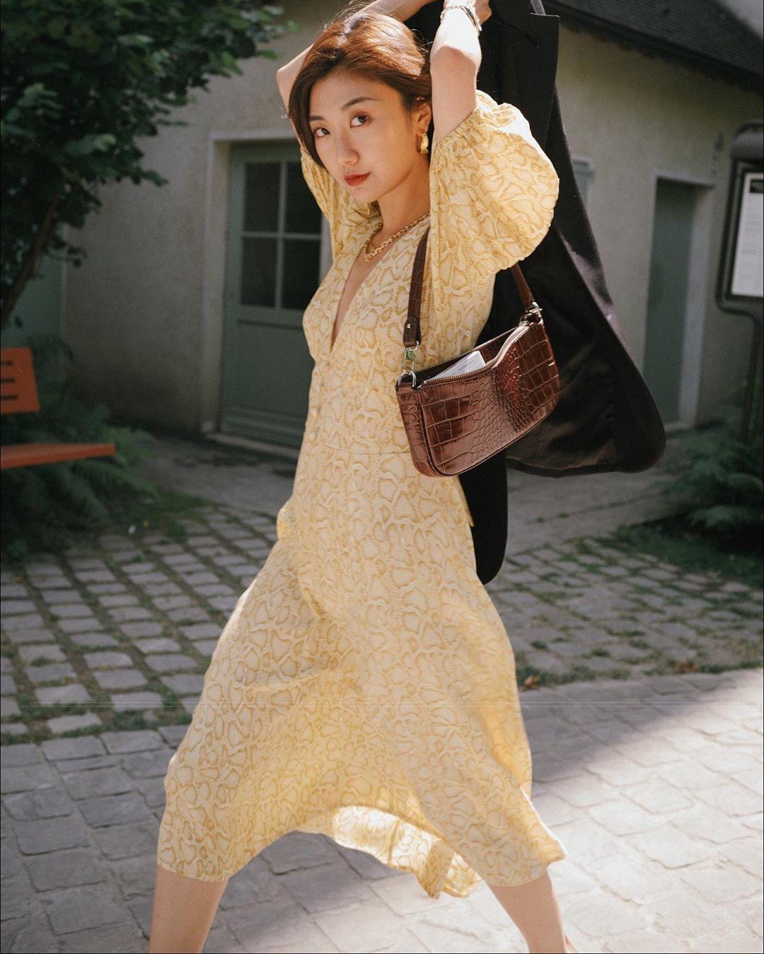 """4 mẫu váy đơn giản nhưng thừa độ sang chảnh, tinh tế giúp style của chị em """"sang trang"""" mới huy hoàng - Ảnh 13"""