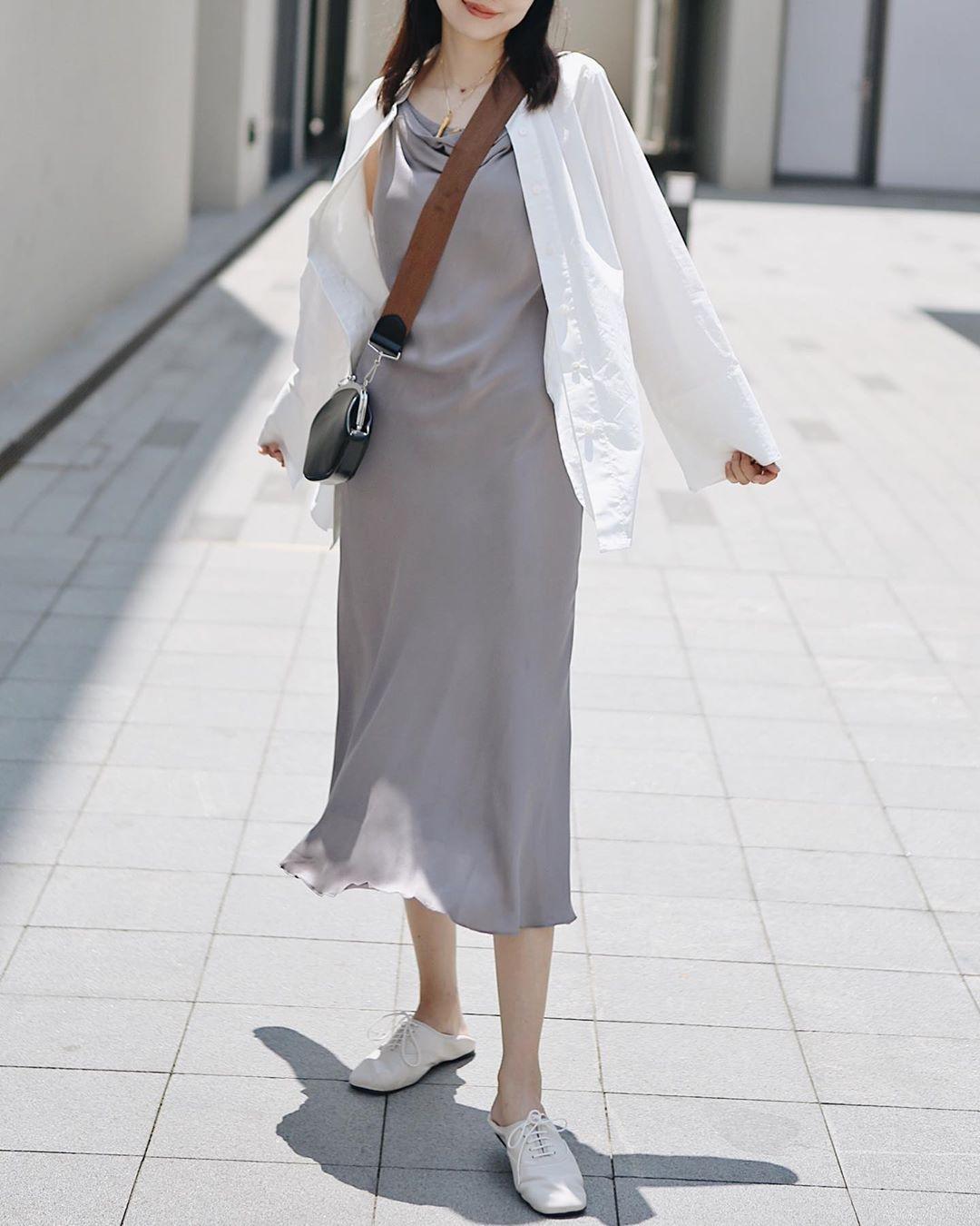 """4 mẫu váy đơn giản nhưng thừa độ sang chảnh, tinh tế giúp style của chị em """"sang trang"""" mới huy hoàng - Ảnh 7"""