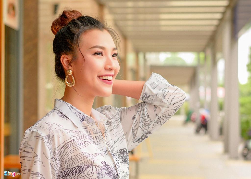 Hoàng Oanh: 'Bạn trai tôi không phải đại gia nhưng rất giàu' - Ảnh 3